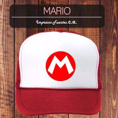 4ac822e6b71fc Gorras De Super Mario Bros Los Buenos - Bs. 8.500