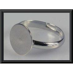 10 Stück Ringrohling 12 mm zur Schmuckherstellung 9,95€ Bracelets, Silver, Jewelry, Jewellery Making, Jewels, Schmuck, Jewerly, Bracelet, Jewelery