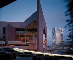 Costa Mesa's musical landmark, the Segerstrom Performing Arts Center.