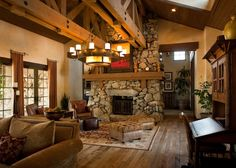 Image detail for -Ranch House Interior Living Ranch Style Decor, Ranch Style Homes, Ranch Decor, Southern House Plans, Country House Plans, Southern Living, Country Living, Rancher House Plans, Country Girl Home