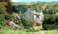 Rydal Mount, Lake District, England (home of William Wordsworth)