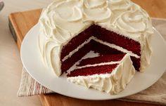 A Line from Linda: Eaton's Red Velvet Cake