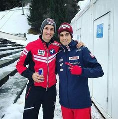 Andreas Wellinger, Ski Jumping, Jumpers, Canada Goose Jackets, Skiing, Winter Jackets, Sky, Dream Big, Celebrities