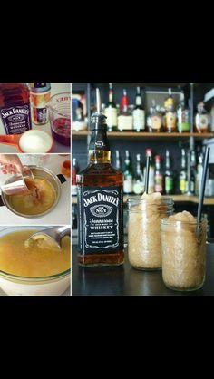 JD slushies for summer and New Years - yum! http://thewhoot.com.au/whoot-news/recipes/jack-daniels-slushies