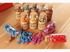 55 60pcs New vintage sealing wax pill multicolor seal wax tablets with bottle for scrapbooking stamp Letters Wedding Invitation-in Stamps from Office & School Supplies on Aliexpress.com | Alibaba Group