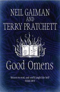 Good Omens by Neil Gaiman | Angus & Robertson Bookworld | Books - 9781473214712
