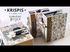 "(724) Album ""Murmures de la Nature"" par Krispis - YouTube Mini Scrapbook Albums, Mini Albums, Decorative Boxes, Youtube, Scrapbooking, Scrapbooks, Extended Play, Youtubers, Mini Scrapbooks"