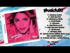 """Violetta 3 CD: """"Crecimos Juntos"""" 2015 HD ►lmagenes y Audio◄ Completo (CD ORIGINAL) - YouTube"""