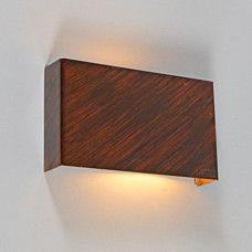 Wall Lamp Otan Rust-Coloured - 89014