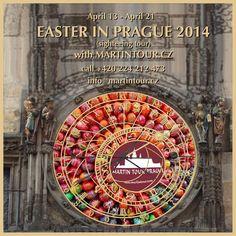 Easter in Prague 2014