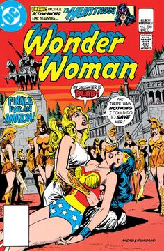 1981 Wonder Woman comic The Frugal Dutchman is a retailer of Collectibles, Comics and Antiques located in beautiful Ridgeway Ontario. Comics Vintage, Vintage Comic Books, Star Comics, Bd Comics, Wonder Woman Comic, Wonder Women, Dc Comic Books, Comic Book Covers, Comic Art