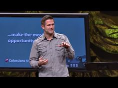 Love Where You Are: Where You Work. With the large amount of time we spend at our jobs or in school comes countless opportunities to show the love of Christ. Sermon by Kyle Idleman. southeastchristian.org/sermons #lovewhereuare