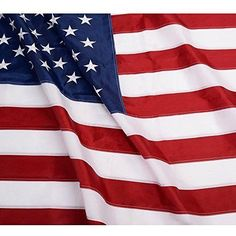 Heavy Duty American US Flag 4x6 Foot Nylon  Embroidered Stars Sewn Stripes New #Anley