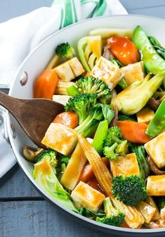 Stir fry recipes are one of the simplest and quickest ways to get a meal on the table fast. They don't require much science, and if you're in a rush but still want a home cooked meal, a stir fry is always a great option.Depending on what you like to eat, and whether you're a [...]