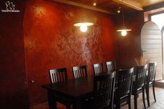 Vinarija Zanut - degustaciona sala