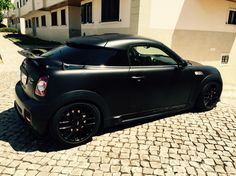 Mini Coupe John Cooper Works by ART Pro Racing
