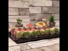 Les sushis cubes ! des sushis prêts en un rien de temps :) - YouTube