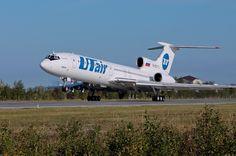 UTAir Tupolev Tu-154M