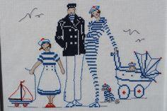 Gallery.ru / Photo # 1 - Embroidery 2014 - nadmorzem
