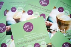 We can't wait to go & have a drink at The Deli Cafe