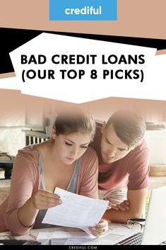 Having bad credit doesn't have to stop you from getting the funds you need. Here are our top picks for online personal loans for bad credit. #badcreditloans #personalloans #personalfinance #financetips