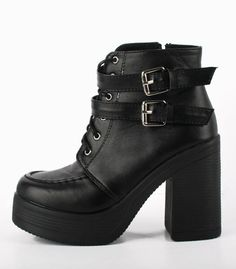 Boots - Massive - Kängor & Boots - Skor - Dam - Modekungen - Mode online | Kläder, Skor & Accessoarer