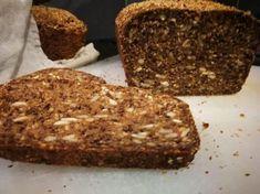Softkernerugbrød - Glutenfri - Laktosefri - Vegan How To Make Bread, Food To Make, Dairy Free, Gluten Free, Paleo, Keto, Low Fodmap, Bread Baking, Bread Recipes