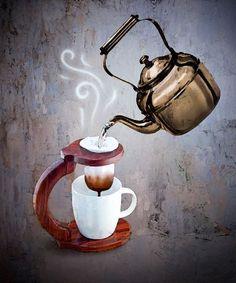 Chorreador -- Cafe Costa Rica