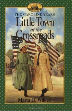 Little Town at the Crossroads (Little House) by Maria D. Wilkes http://www.amazon.com/dp/0064406512/ref=cm_sw_r_pi_dp_hI5Eub0Q0VYKV