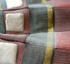 layered fabrics - Jane Harper