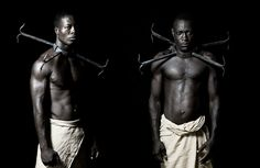 US Slave: Fabrice Monteiro's Amazing Images of Brown. Fugitive Slaves In Slave Torture Devices