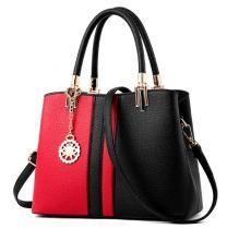 7cd34385f2a Pu Leather Women s Shoulder Bag Hand Bag Tote Handbags