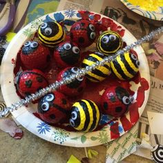 Golf Ball Ladybugs Craft Is Super Cute Easy Diy To Try