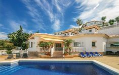 3 Zimmer Unterkunft in Riviera del Sol Malaga, Style At Home, Villa, Mansions, House Styles, Home Decor, Terrace, Ping Pong Table, Security Systems