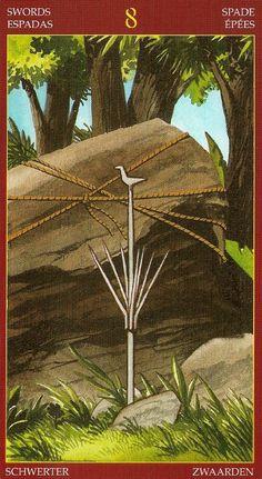 Nombre (Deck) :Afro-Brazilian Tarot .- País (Country): Italia (Italy)…