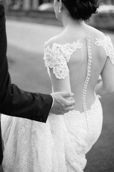 Quintessential Florida Simple Lace Wedding Dress, Lace Mermaid Wedding Dress, Dress Lace, Civil Wedding Dresses, Princess Wedding Dresses, Florida, Ball Gown, Princesses, Brides