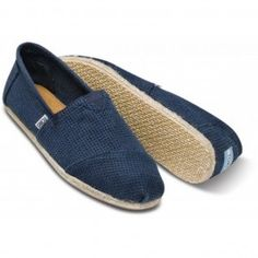 Toms Freetown Navy Women's Classics