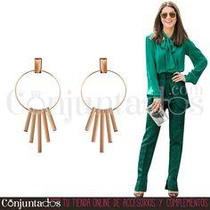Pendientes dorados Liv de formas geométricas ★ 12'95 € ★ Cómpralos en https://www.conjuntados.com/es/pendientes/pendientes-largos/pendientes-dorados-liv-de-formas-geometricas.html ★ #pendientes #earrings #conjuntados #conjuntada #joyitas #lowcost #jewelry #bisutería #bijoux #accesorios #complementos #moda #eventos #bodas #invitadaperfecta #perfectguest #fashion #fashionadicct #fashionblogger #blogger #picoftheday #outfit #estilo #style #streetstyle #spain #GustosParaTodas #ParaTodosLosGustos