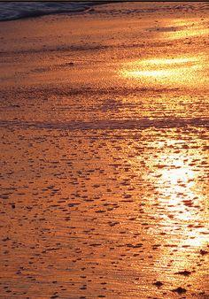 Color Cobre - Copper!!!  Beach