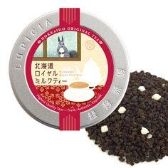 5621 北海道ロイヤルミルクティー 50g 北海道地区限定デザインラベル缶入