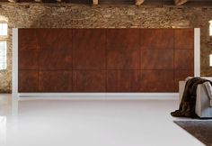 Das Küchen Design ist originell und stammt von Warendorf