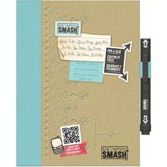 Smash Folio Retro Blue | Hobbycraft