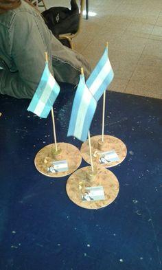 Souvenir día de la Bandera Argentina