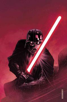 Darth Vader by Jim Cheung Star Wars Comics, Star Wars Holonet, Marvel Comics, Star Wars Dark, Star Wars Canon, Star Wars Books, Darth Vader Star Wars, Darth Vader Comic, Anakin Vader