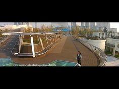 ▶ Monocycle electrique Fastwheel: Mobilite personnel avec une Segway d'une roue electrique - YouTube