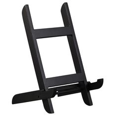 Studio Décor® Black Mission Style Easel