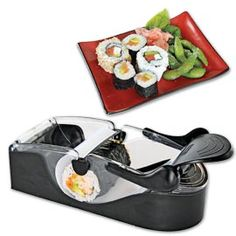 Sushi Roller - It's convenient, but kinda takes the fun out of it?