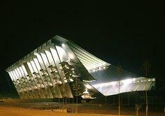Eduardo Souto De Moura Estádio Municipal (Braga, Portugal) #architecture