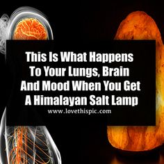 Salt Lamp Hoax Are Pink Himalayan Salt Lamps A Hoax  Himalayan Salt  Pinterest