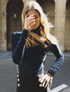 Vogue Paris novembre 2015 par Angelo Pennetta